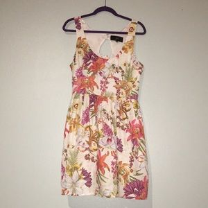 BB Dakota Jack Summer Floral Dress LuLu's Medium